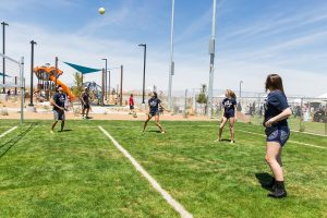 City of Henderson youth volleyball league