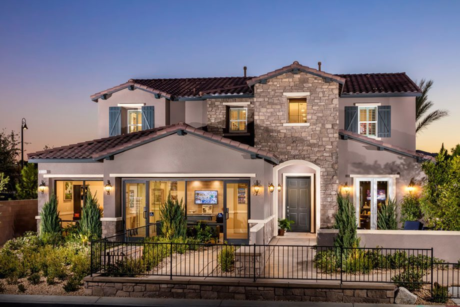 Inspirada Toll Brothers New Homes Las Vegas