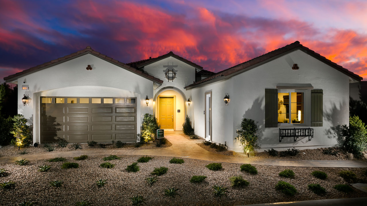 Inspirada Toll Brothers Homes Las Vegas
