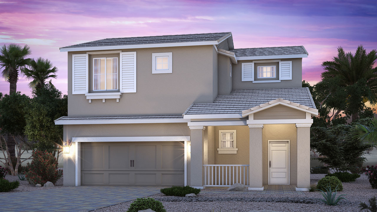 Inspirada century communities homes las vegas for Century home builders