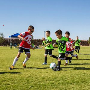City of Henderson youth soccer league