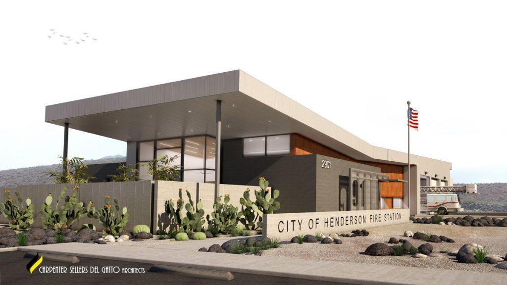 Henderson Fire Station