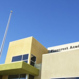 pinecrest academy logo