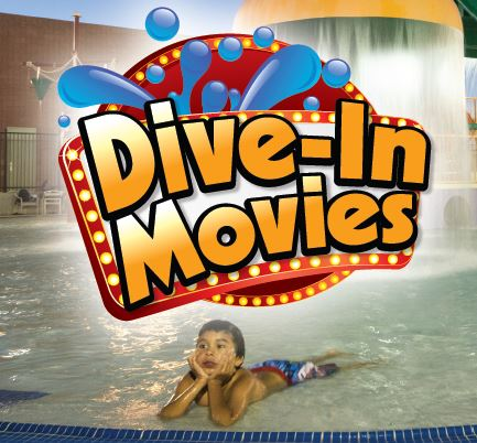 Back to school dive in movie night featuring moana inspirada - Dive in movie ...
