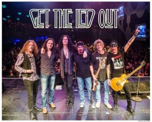 Get The Led Out Led Zepplin Cover Band