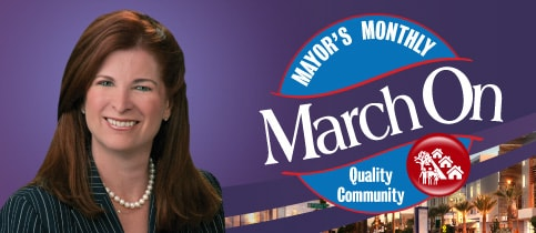 Mayors March On