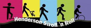 Logo for Henderson's Still 'n Roll event
