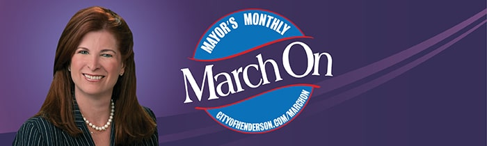City of Henderson March On Event