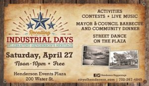 City of Henderson Industrial Days event