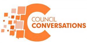 City of Henderson Council Conversations Logo