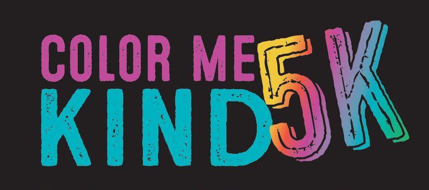 Logo for Color Me Kind 5K