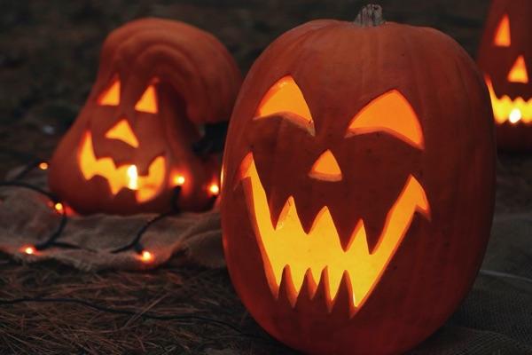 scary jack o lanterns