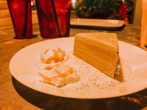 Layered cake from Miss Panda