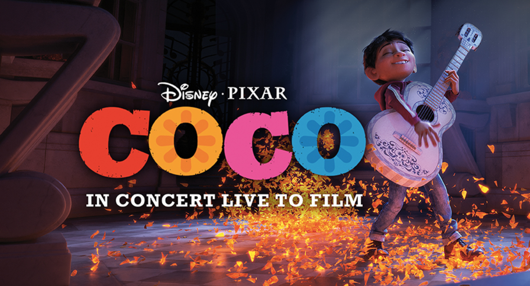 """Disney & Pixar's """"Coco"""" Live In Concert"""